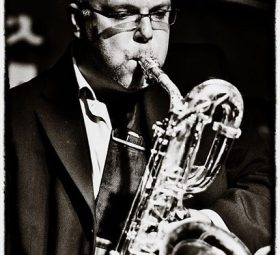 Erik Rothenstein - saxophonist, composer, arranger