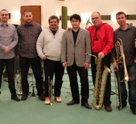 Erik Rothenstein Band - nahravanie albumu Rio Danubio