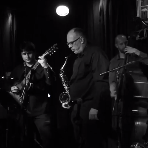 Erik Rothenstein - Zinco Jazz Club