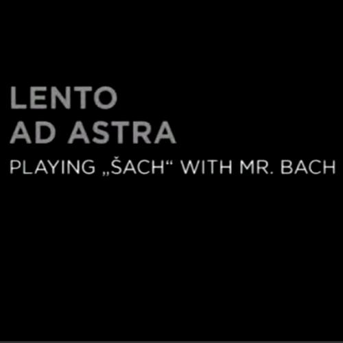 Lento Ad Astra CD Promo